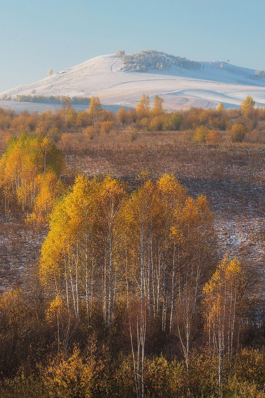 Altai, Siberia, Алтай, Осень, Предгорья, Сибирь, Павел Филатов