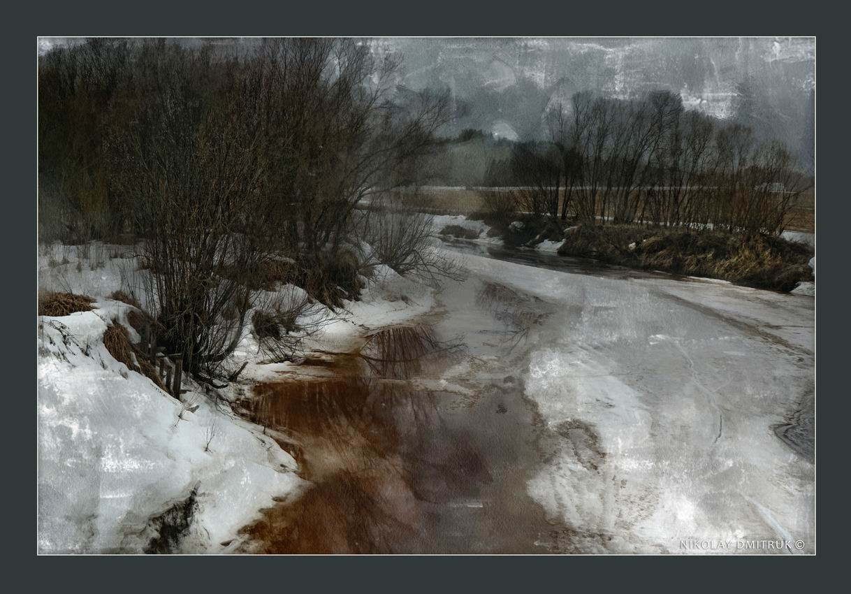 Весна, Музыка, Пейзаж, nick23