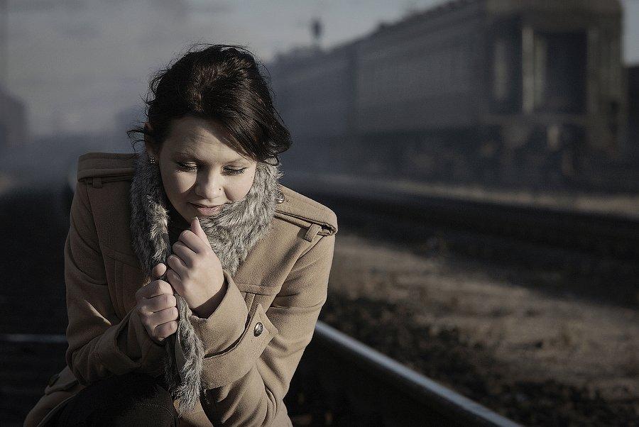 портрет, жанр, Aleksey Malyshev