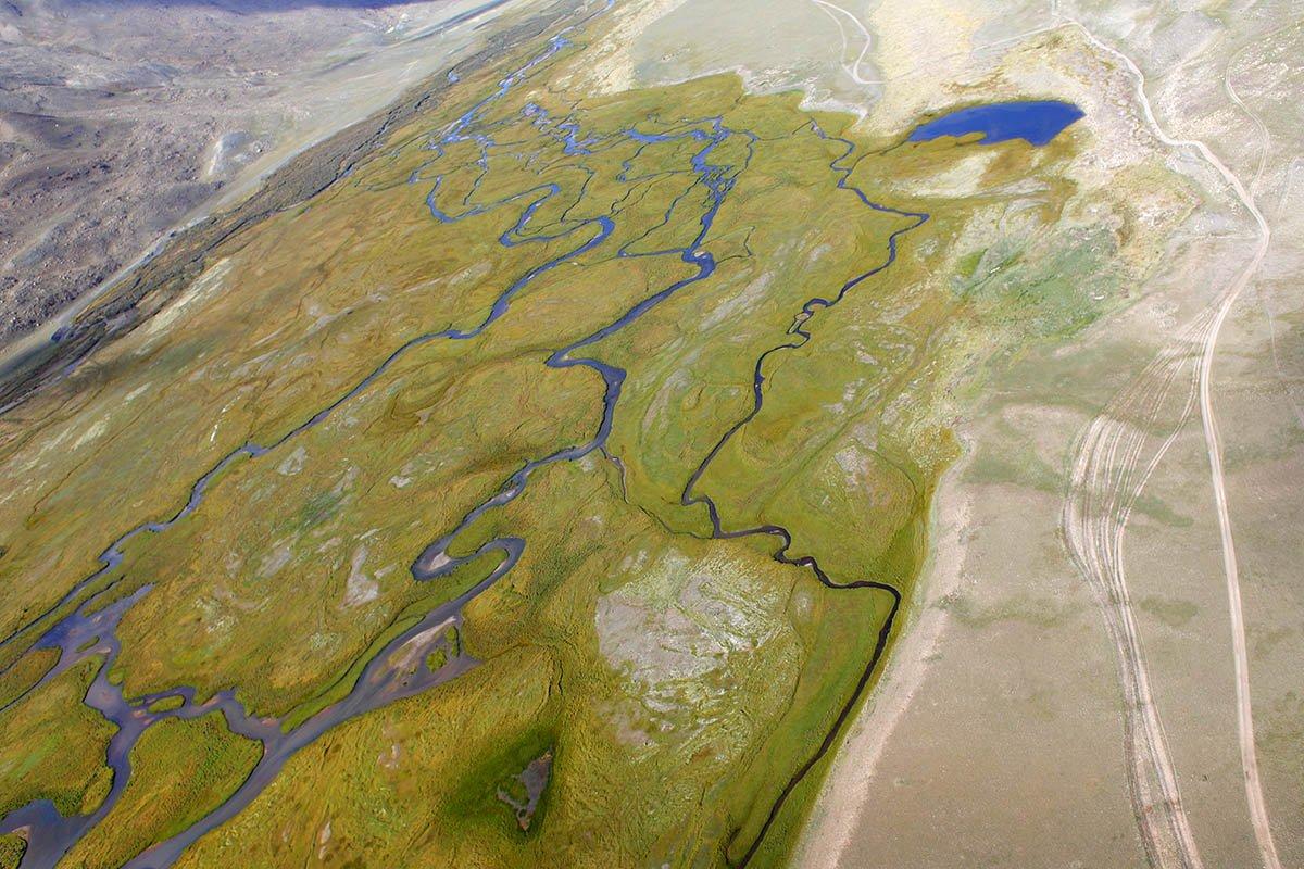 Монголия, Баян-Улгий, Чигиртай, аэро, aerial, Борис Резванцев