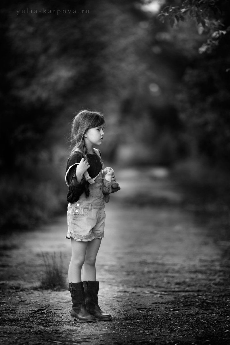 child, kid, portrait, girl, Юлия Карпова