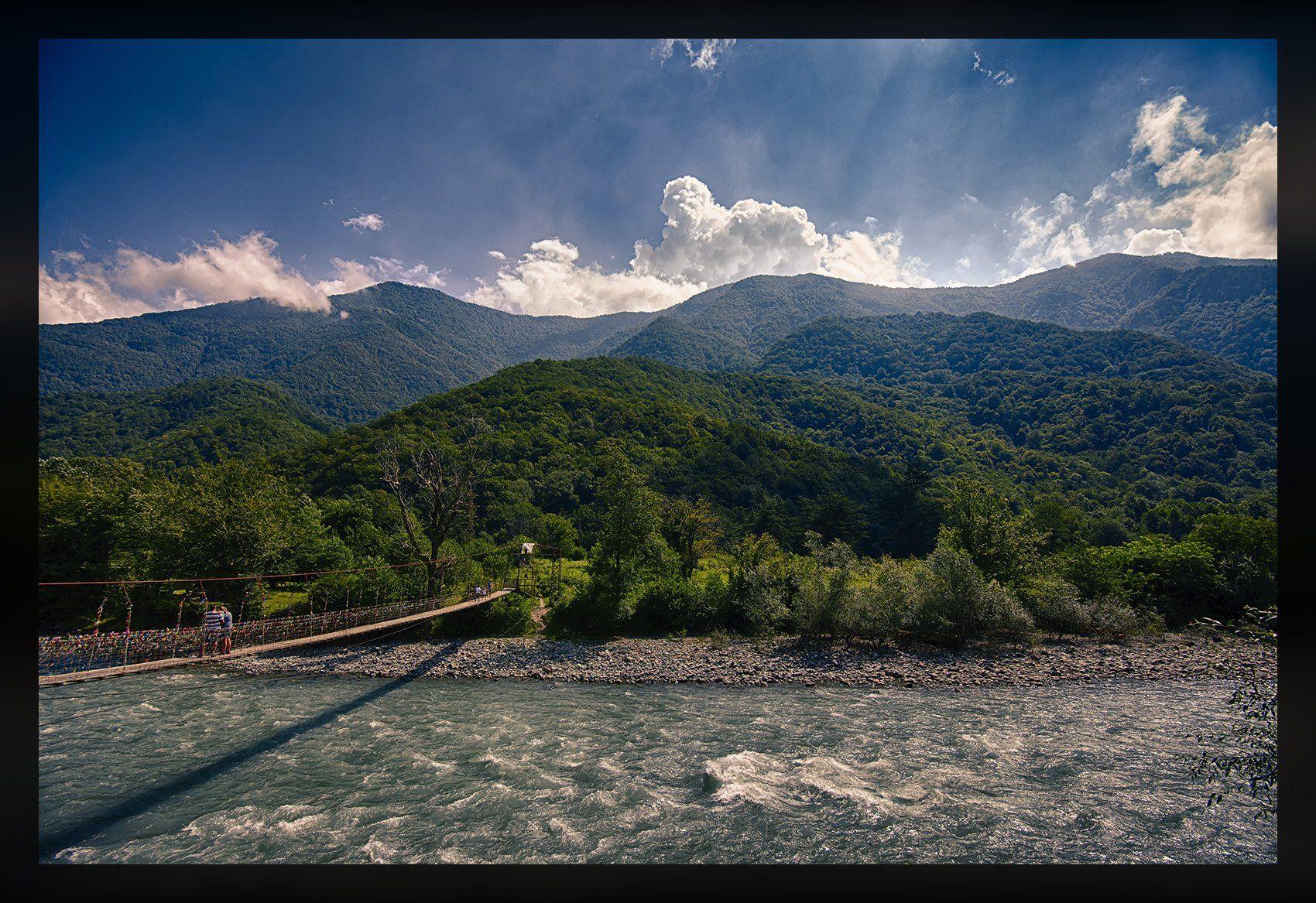 Southern Caucasus, Кирилл