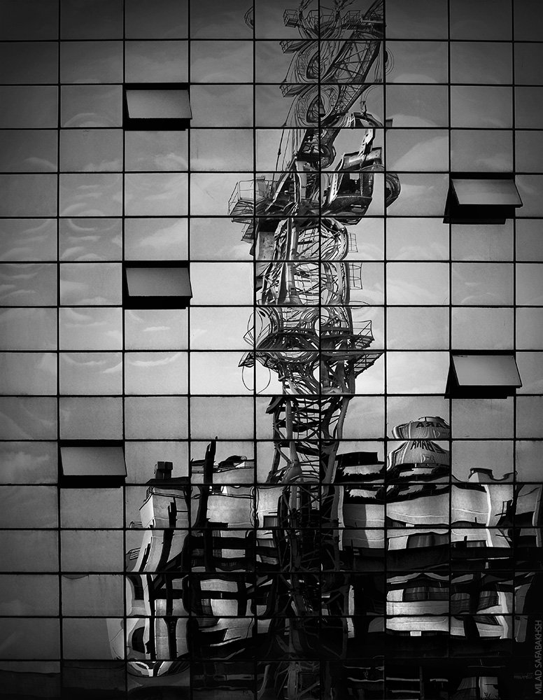 architecture, fineart , creative, bnw, minimal,, Milad Safabakhsh