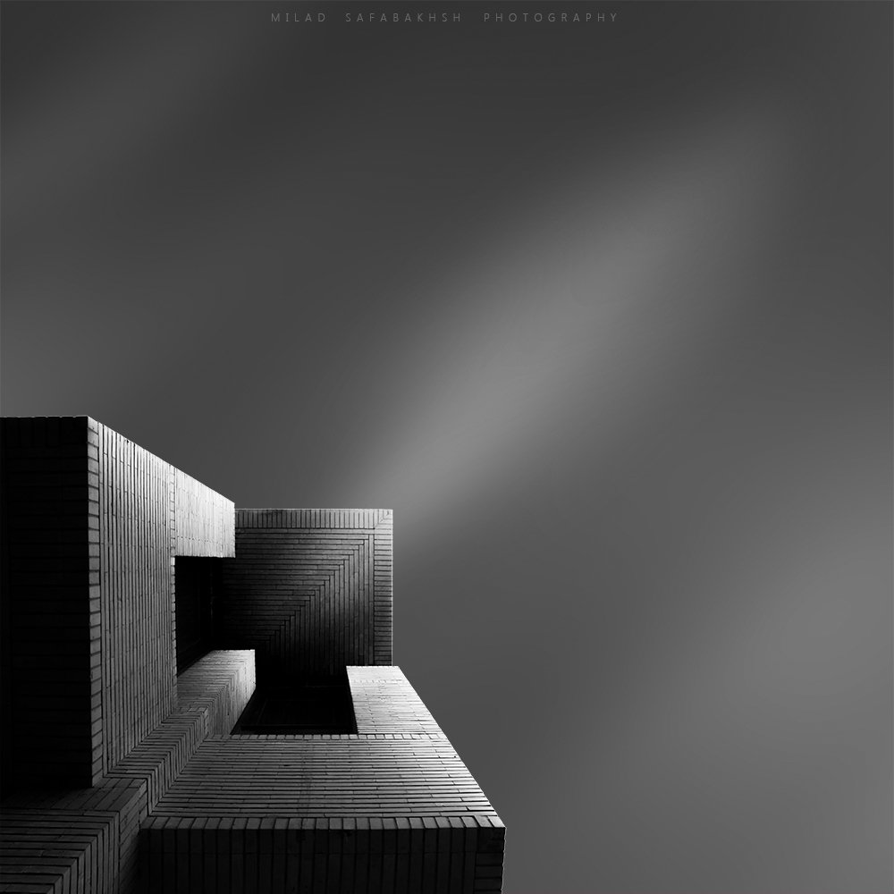 creative, fineart, bnw, minimal, architecture, abstract, Milad Safabakhsh