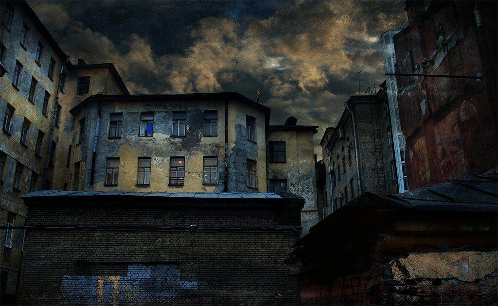 город, Виктор Поздняк
