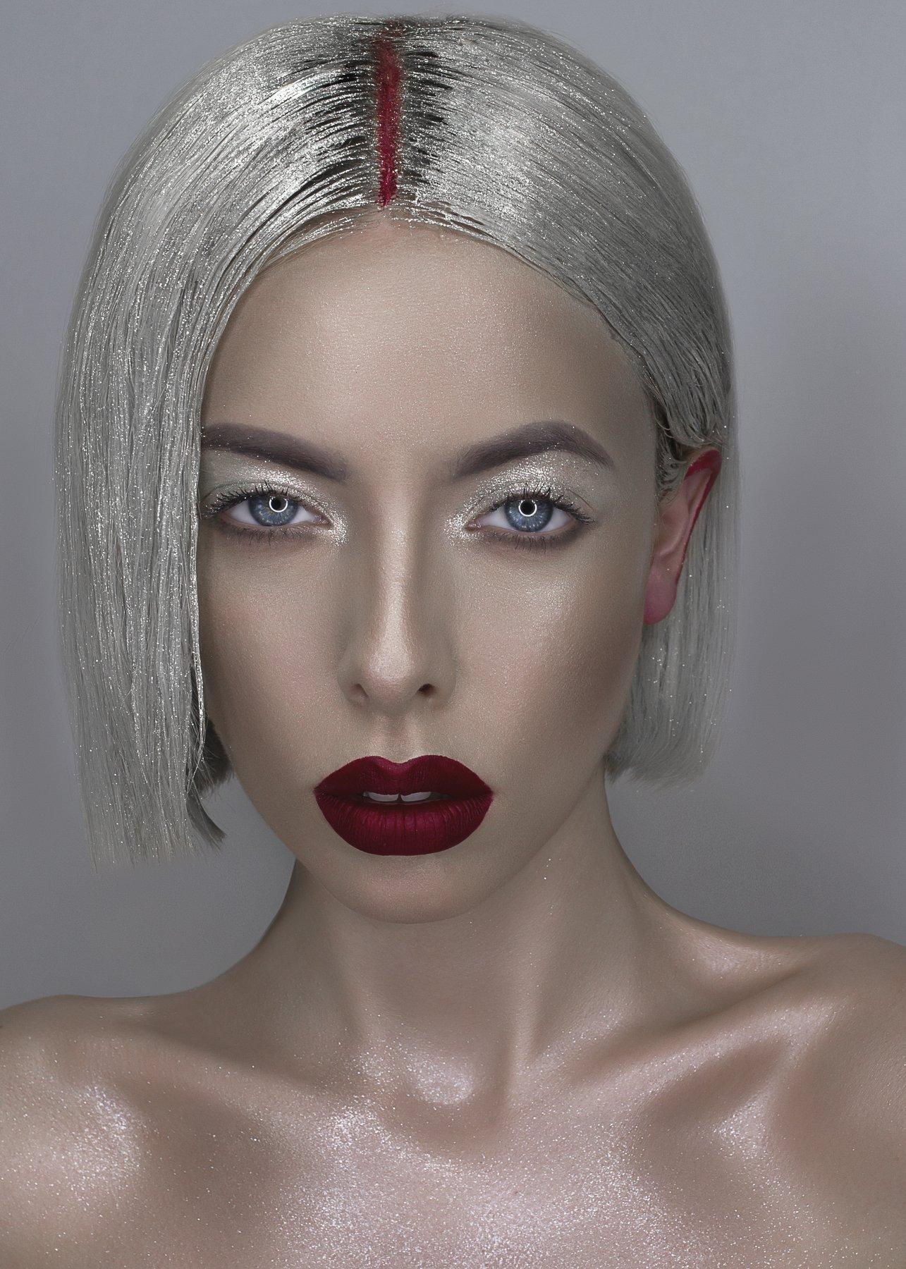 макияж,креатив,портрет, Victoria Wonka