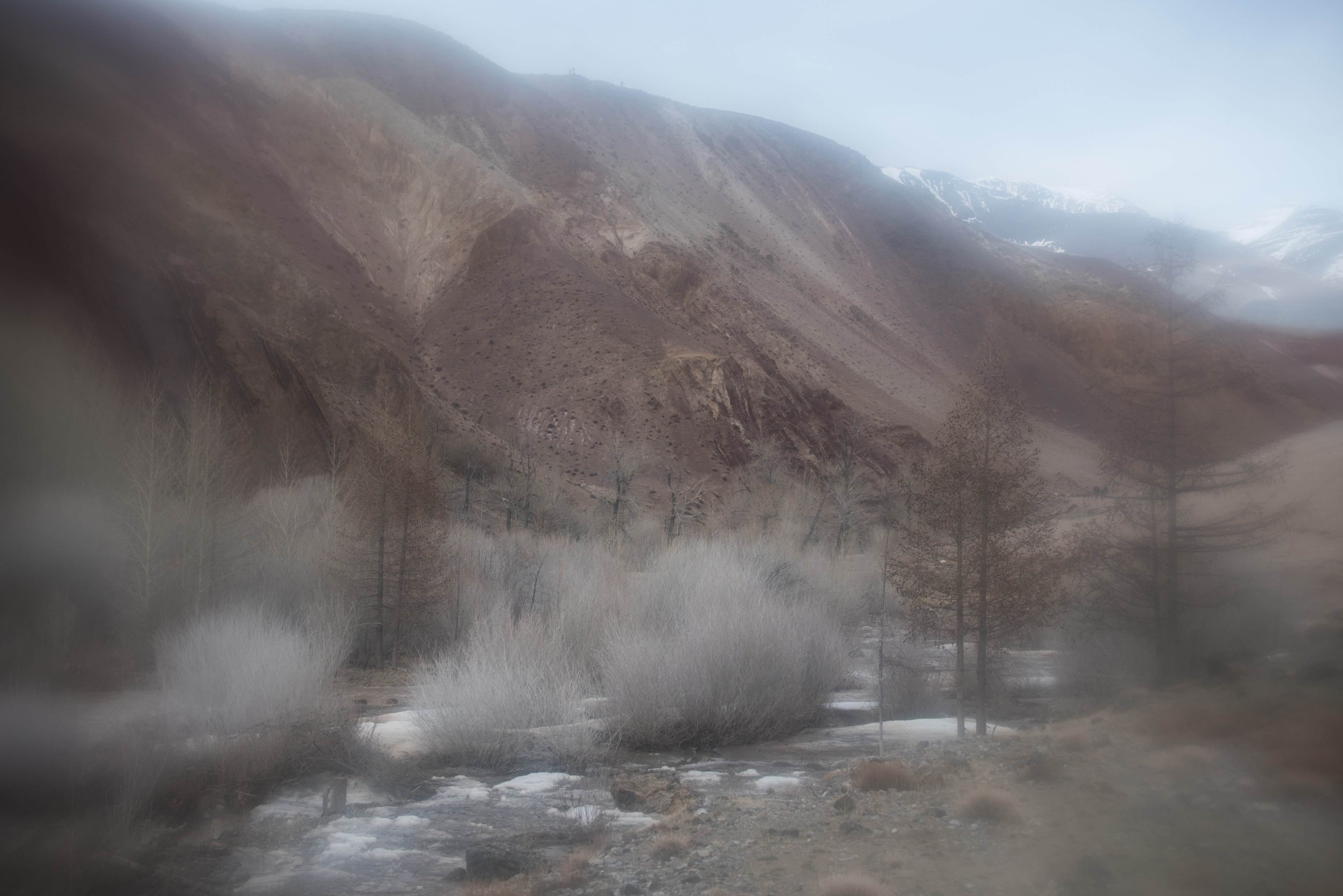 Алтай, река, landscape, mountains, Курлов Алексей