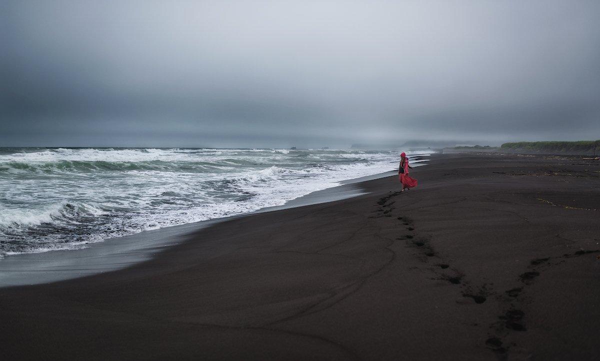 камчатка, пляж, Евгений Егорейченков