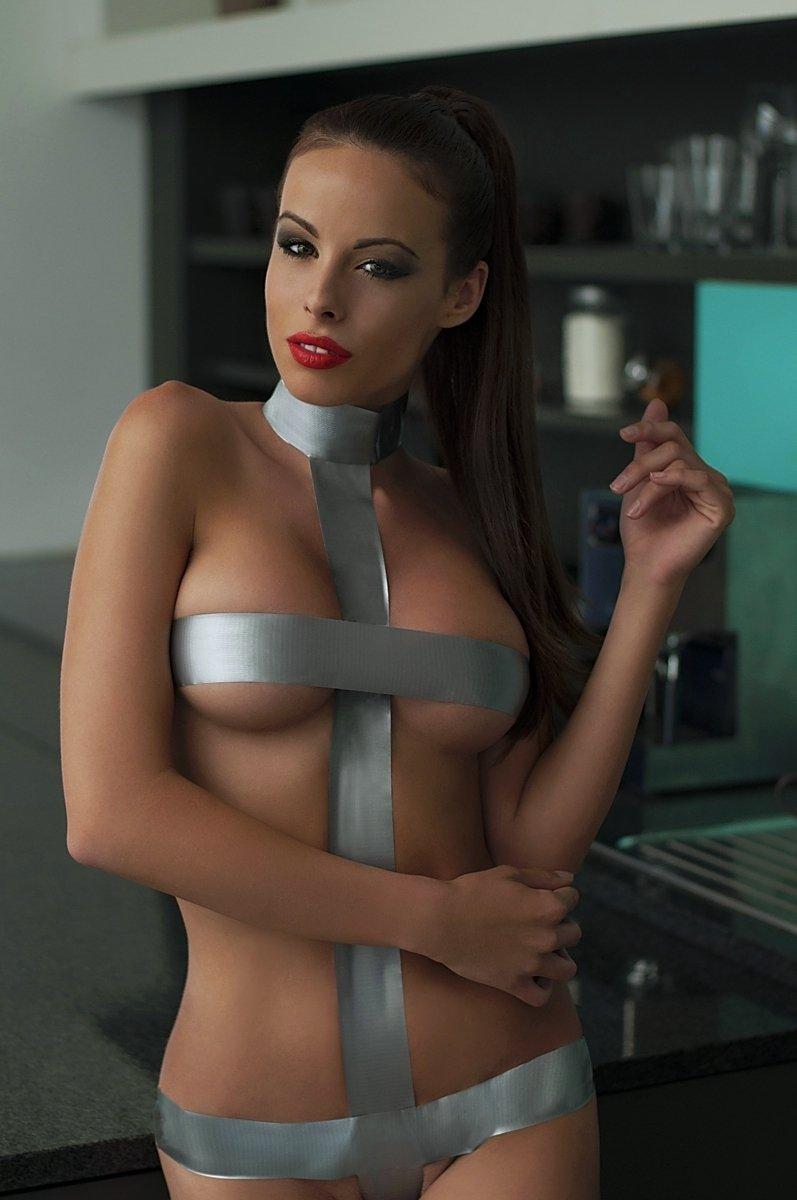 model, nude, naked, glamour, woman, female, colour, body, sexy, sensual, natural light, curves, portrait, erotica, fine art, fashion, kitchen,, Lajos Csáki