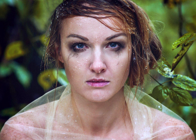 принцесса, сказка, лес, голубые глаза, Skazochnica Ann