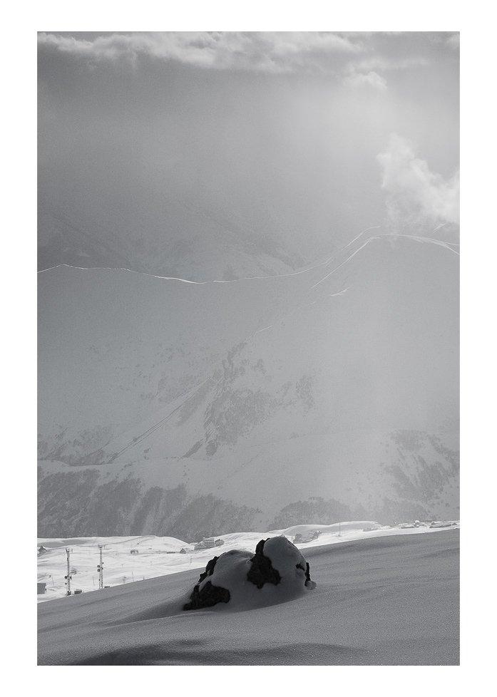 грузия, горы, гудаури, sshestov