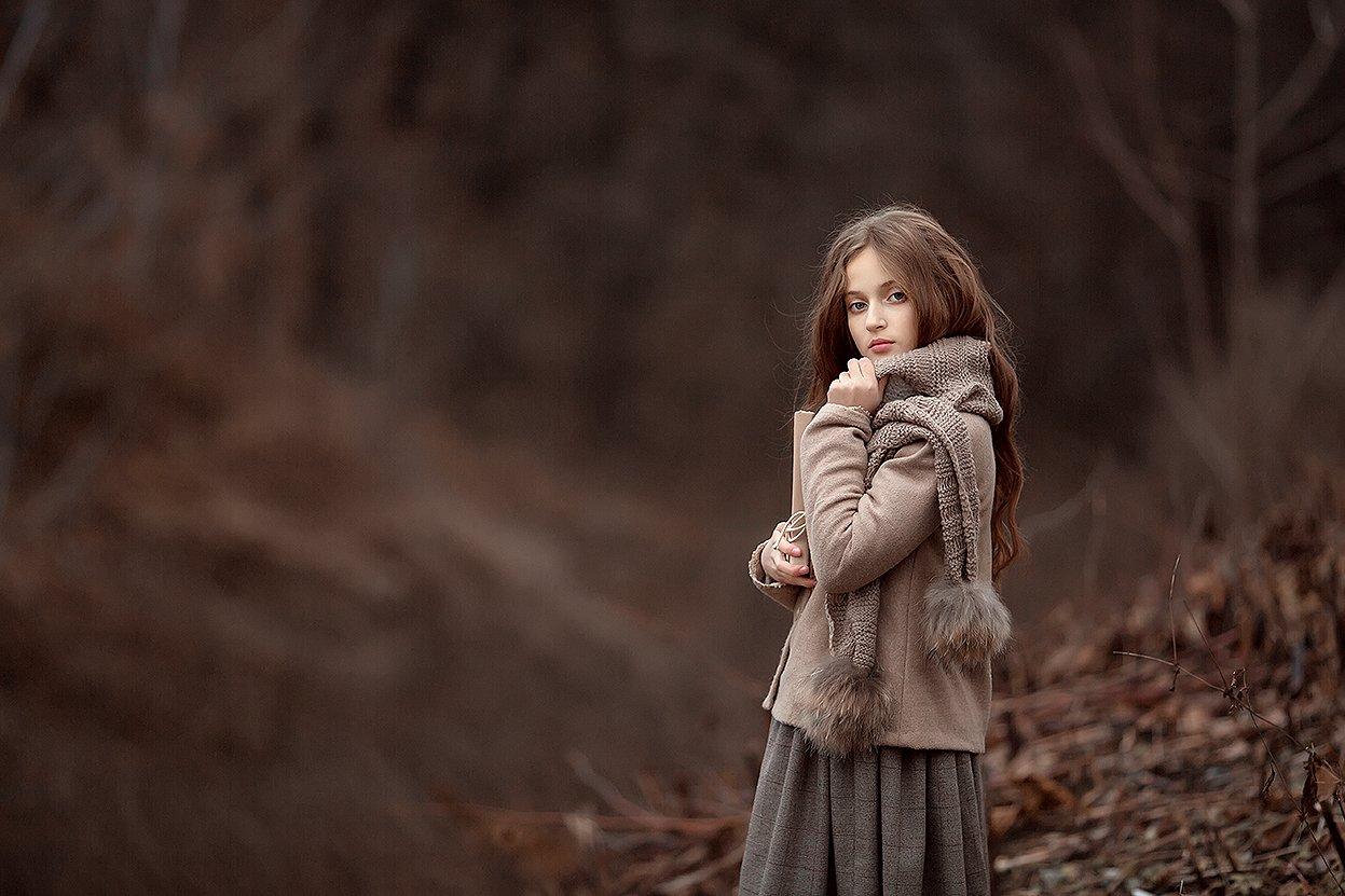 девочка весна грусть , Юлия Твердова