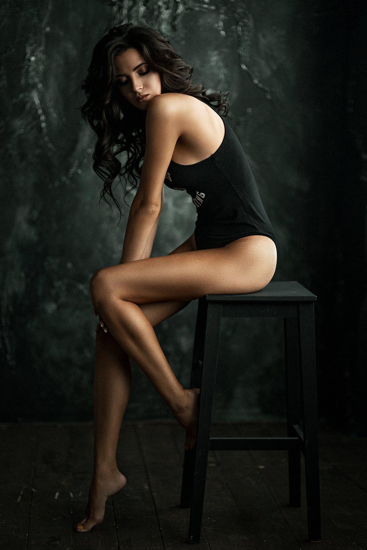 Girls, sexy, portrait, cute, Востриков Сергей