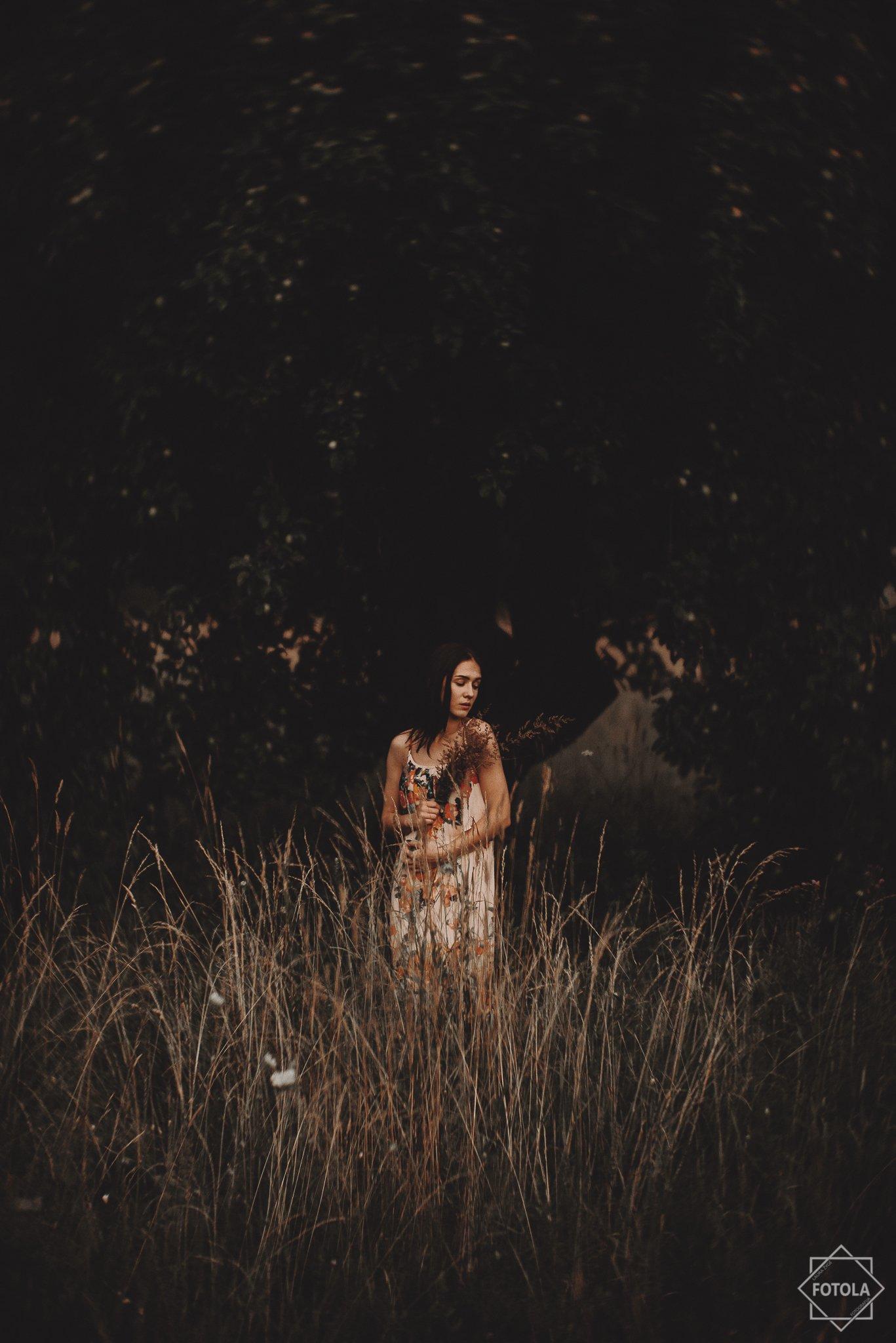 portaiture, female, model, evening, golden  hour,  портрет, женщины, вечер, Laura Žygė