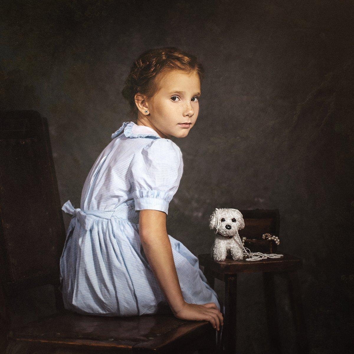 портрет,, Дмитрий Баев