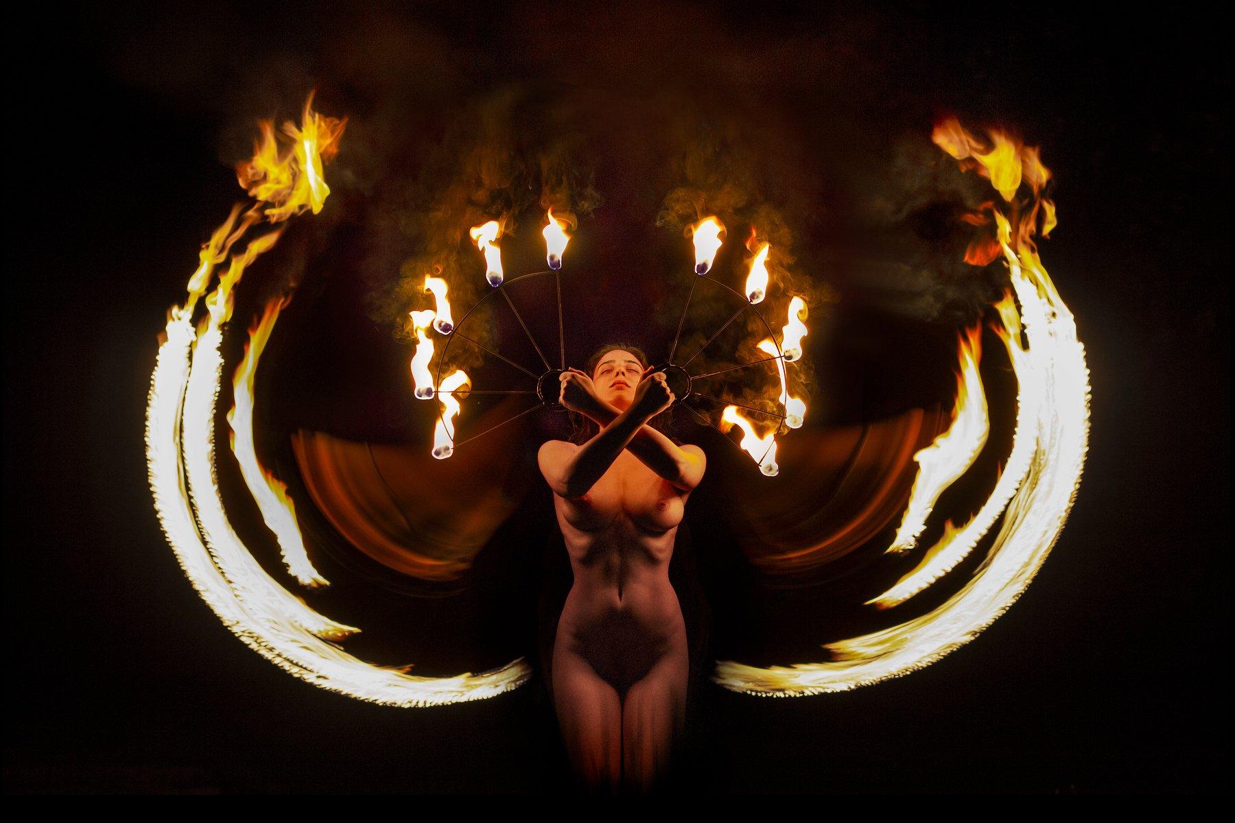 burn, Mariya Dimitrova (Mery Core)