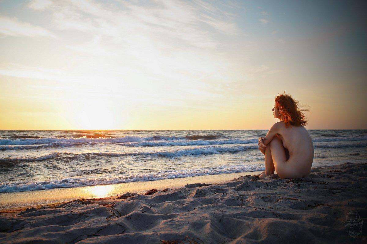 Beach, Sea, Summer, Dieter Kittel