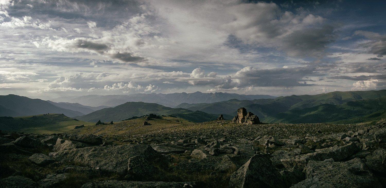 алтай, горы, Антон