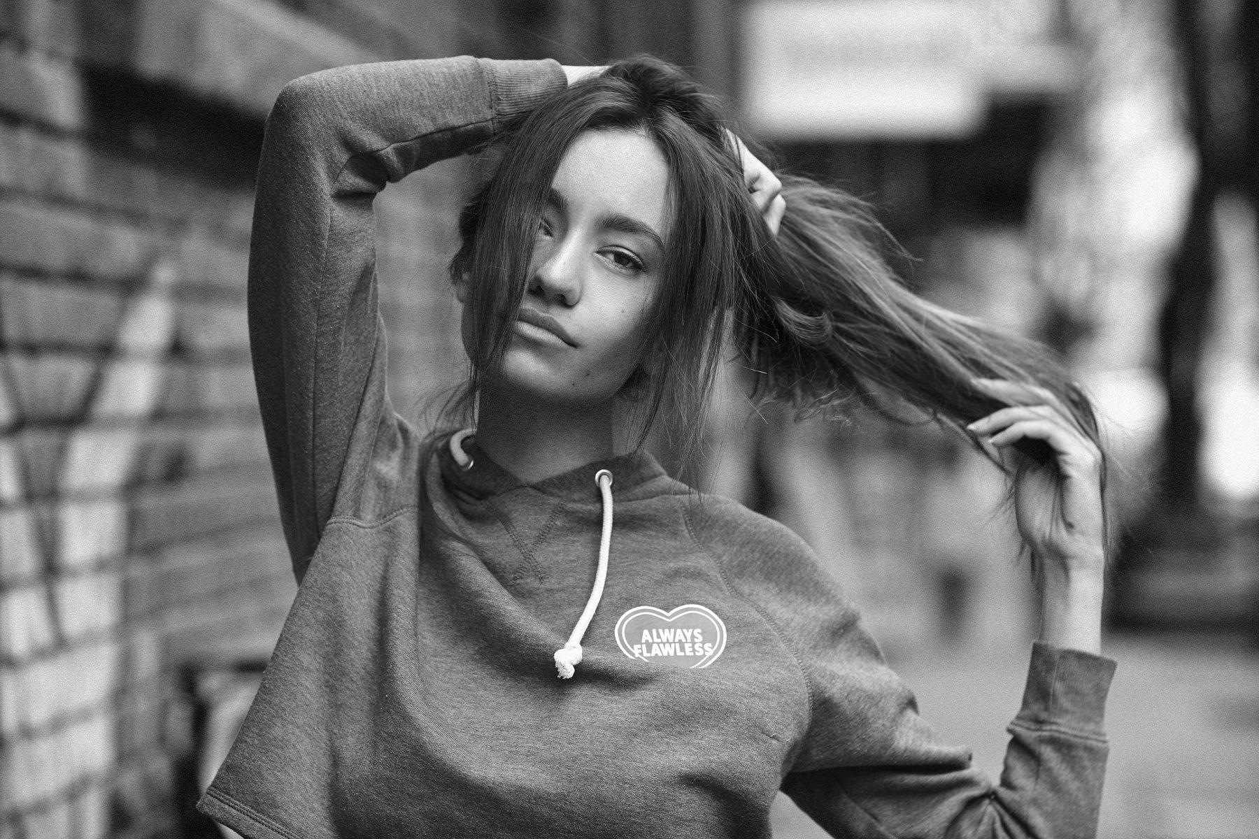 black & white , black , white , street , portrait , light , monochrome , asen andreev photography , asen andreev , natural , fashion model , fashion , model , pose , test , test shot, asen