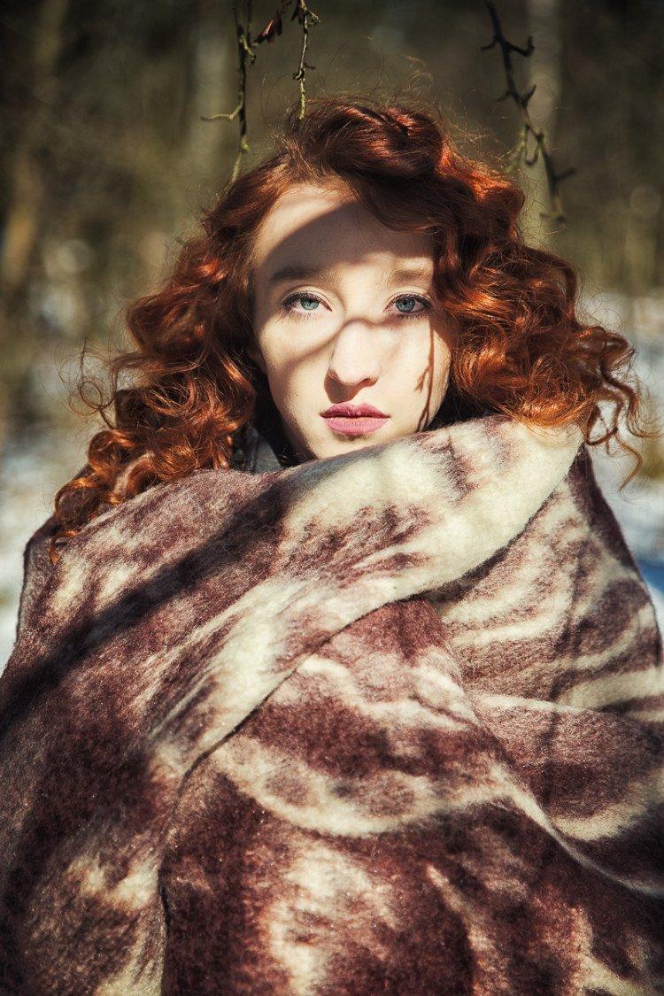 girl, woman, арт, портрет, portrait, женщина, model, Marcin Sokołowski - maarew