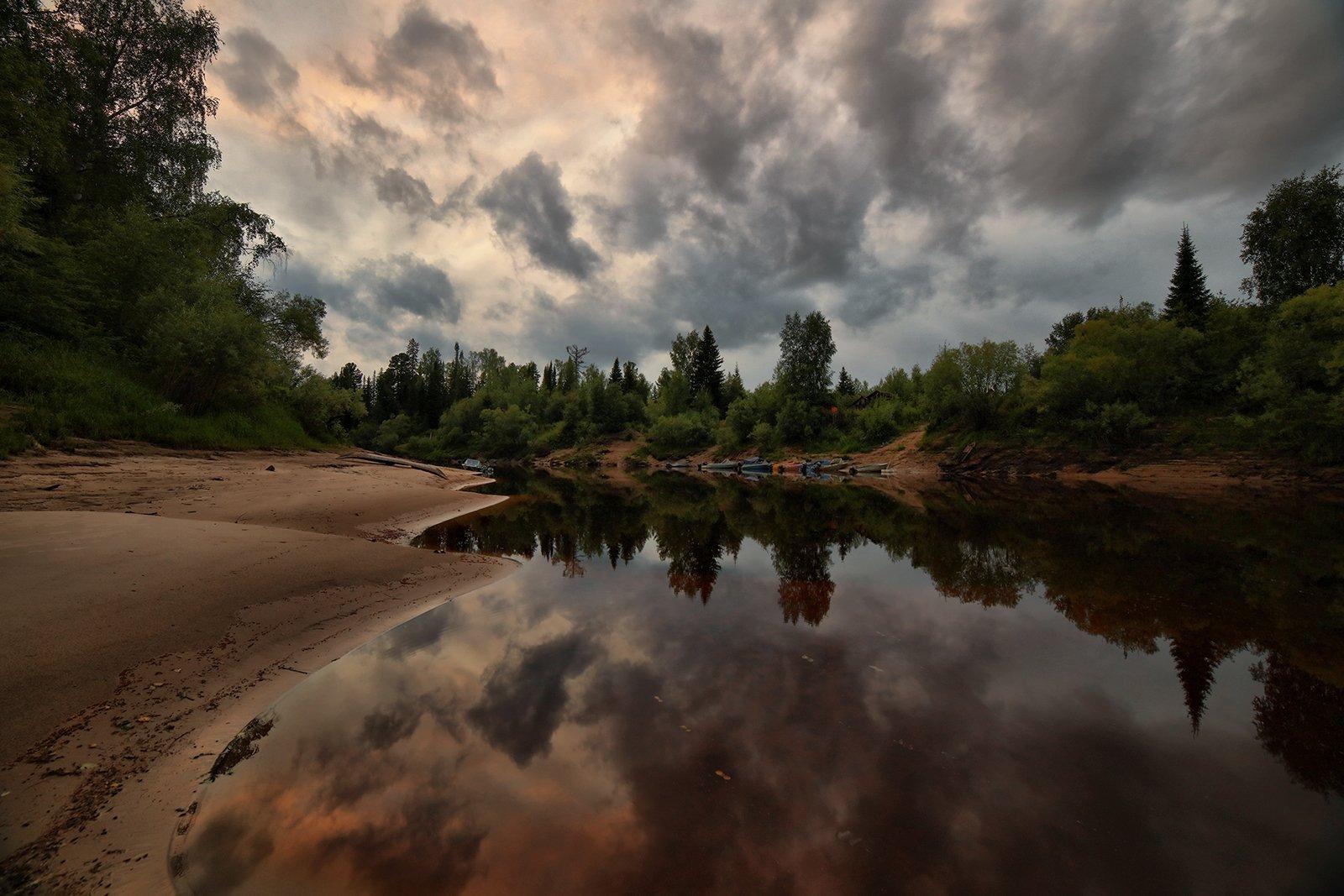 югра,ачимовы,юганский заповедник,река малый юган, Борис Полозков