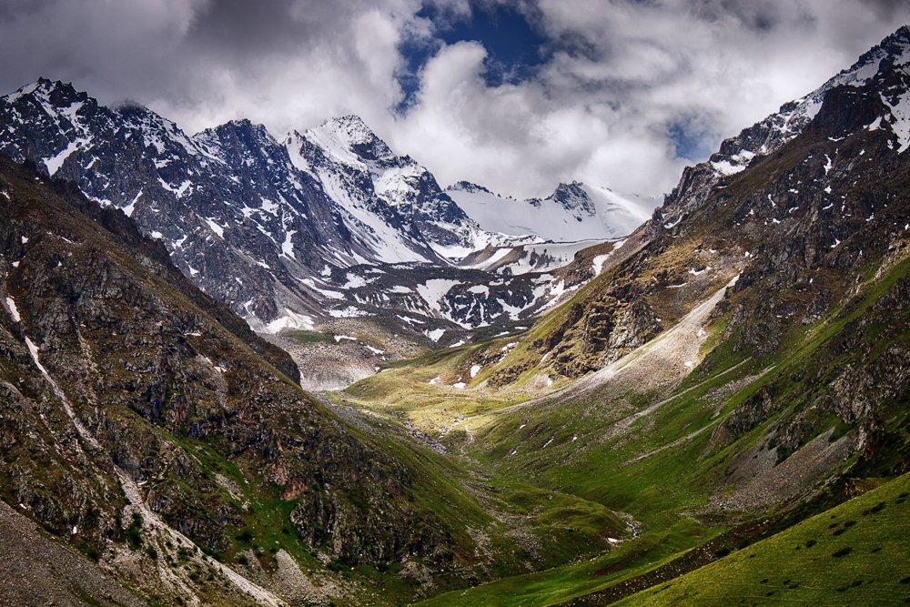 горы, кыргызстан, Элина Магалимова