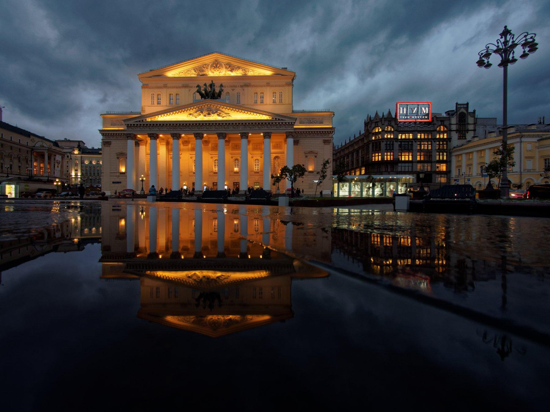 город, Москва, архитектура, пейзаж, красота, Конев Сергей