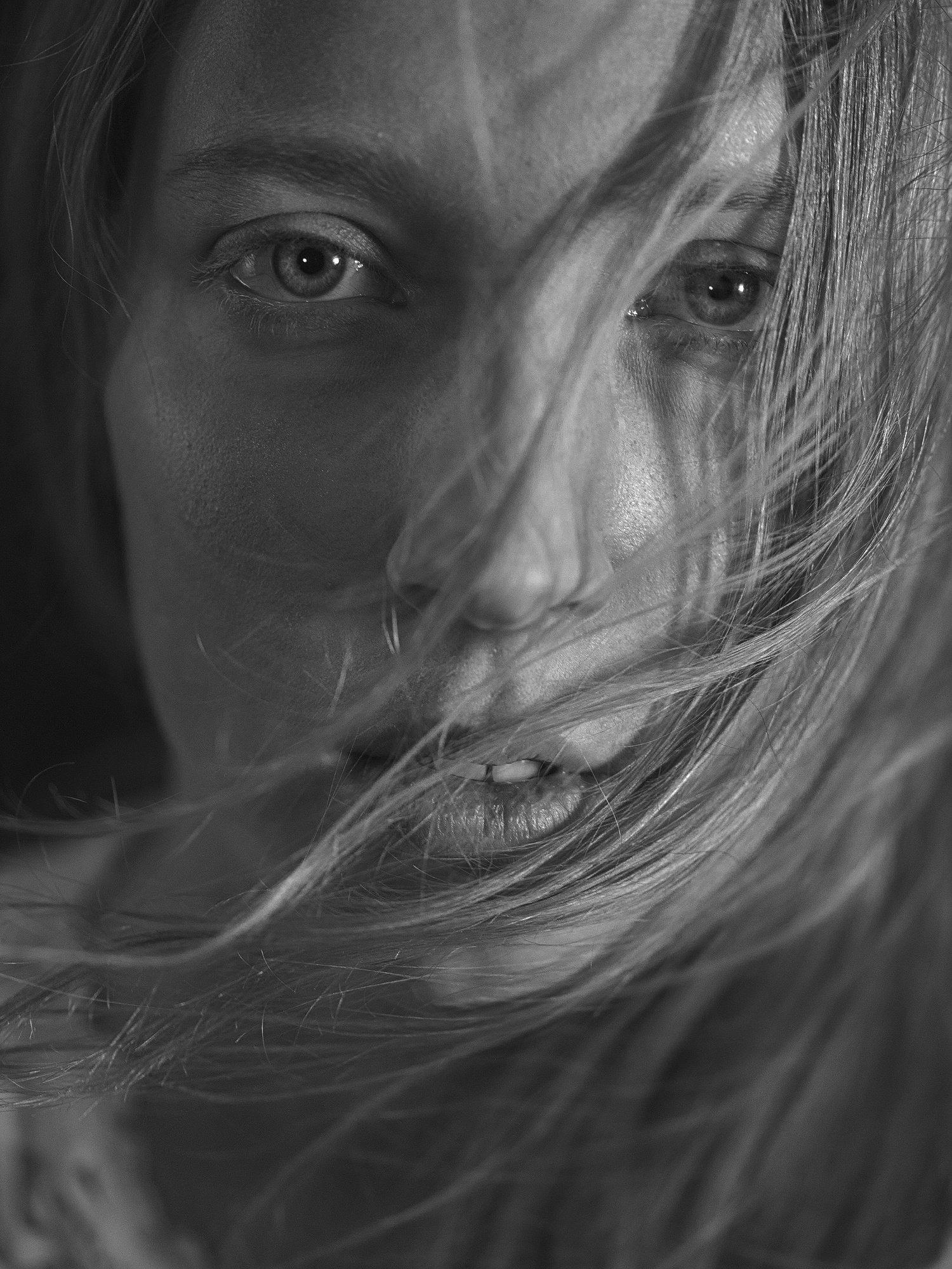 ветер, портрет, студия, воронеж, действие, момент, взгляд, взор, Михаил Землянский