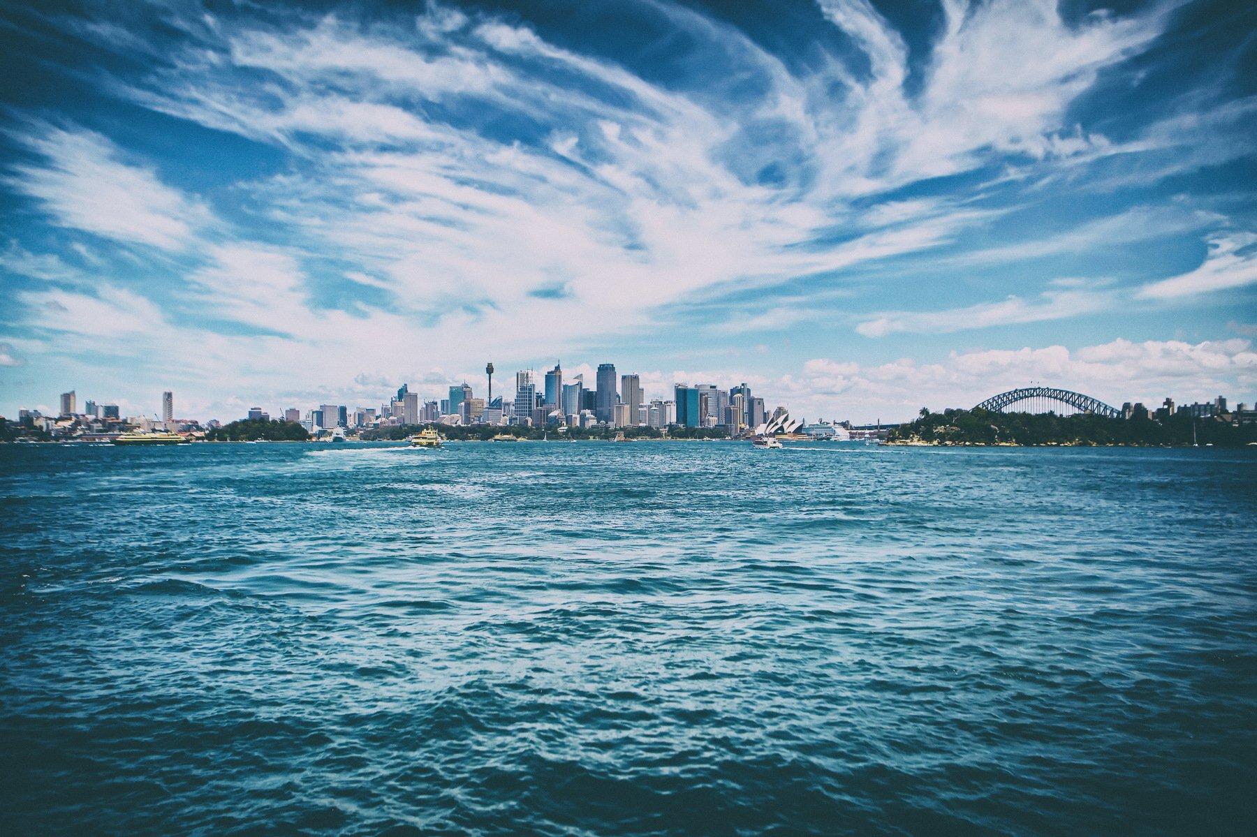Sydney Australia, Lilia Tkachenko