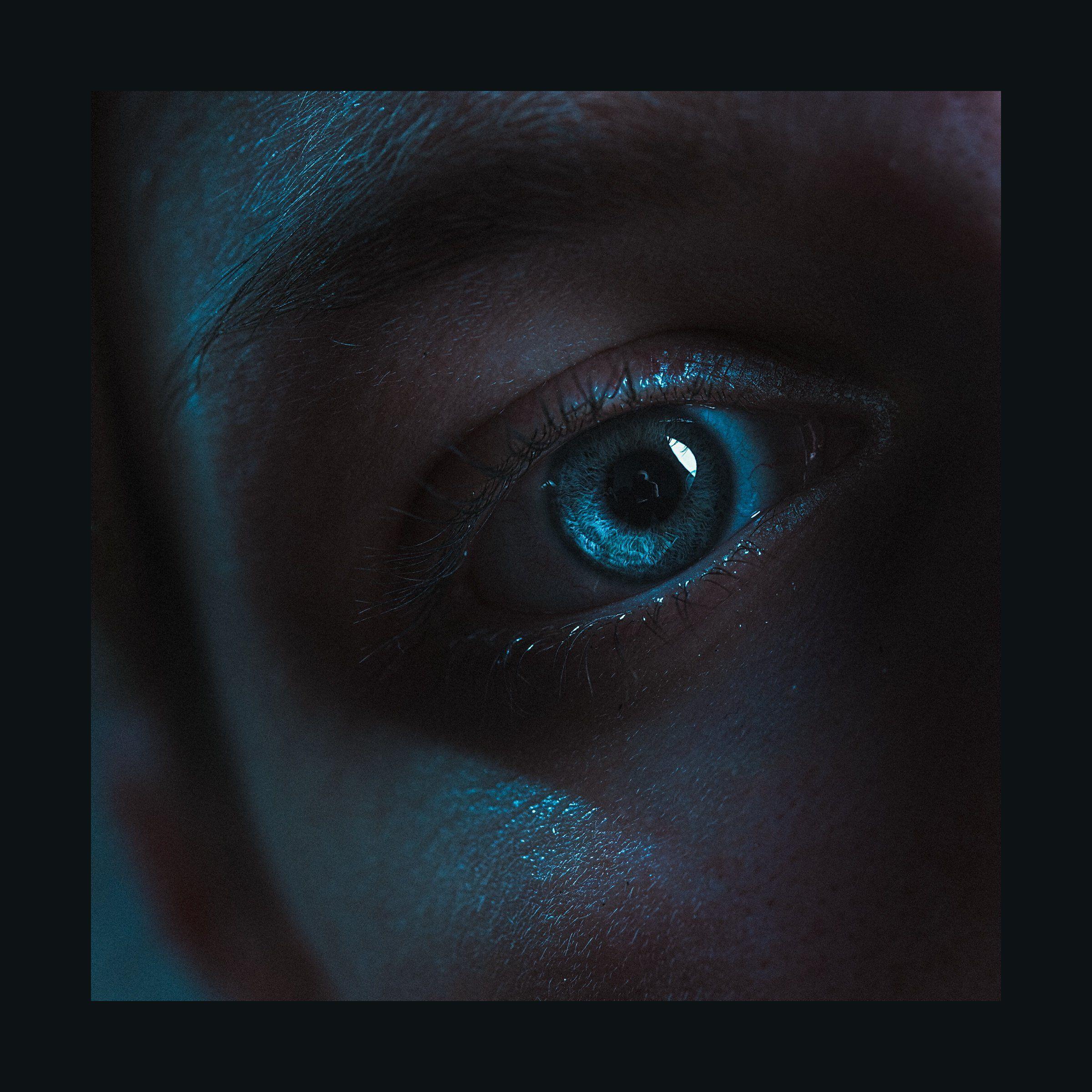 глаза, макро, портрет, студия, воронеж, цвет, голубой, лицо, девушка, Михаил Землянский