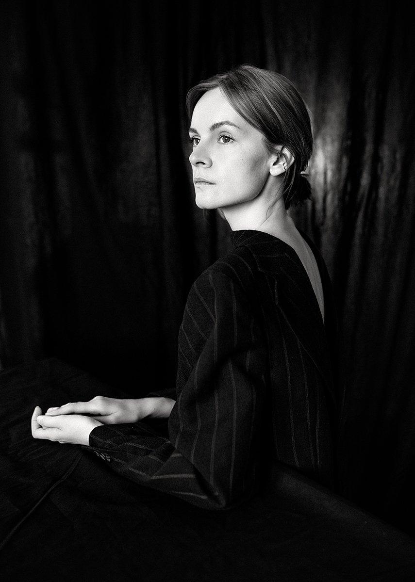 портрет , Ксения Канке