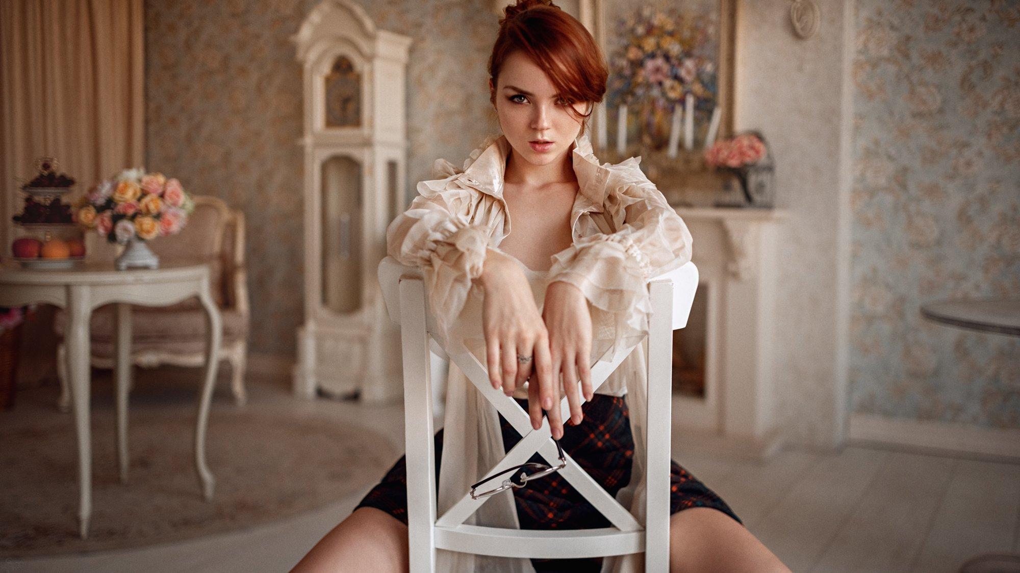 гламур, портрет, модель, арт, art, model, imwarrior, popular, Георгий Чернядьев