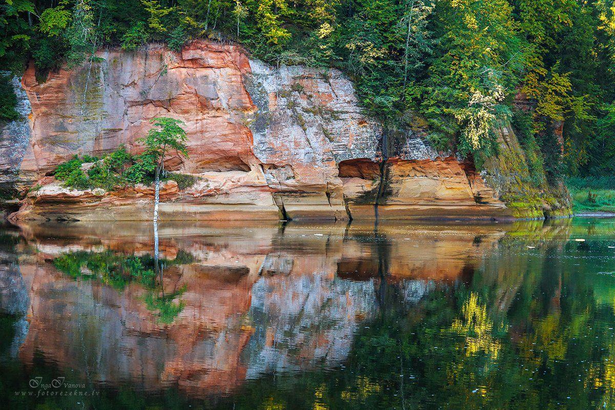 гауйский национальный парк, Инга Иванова