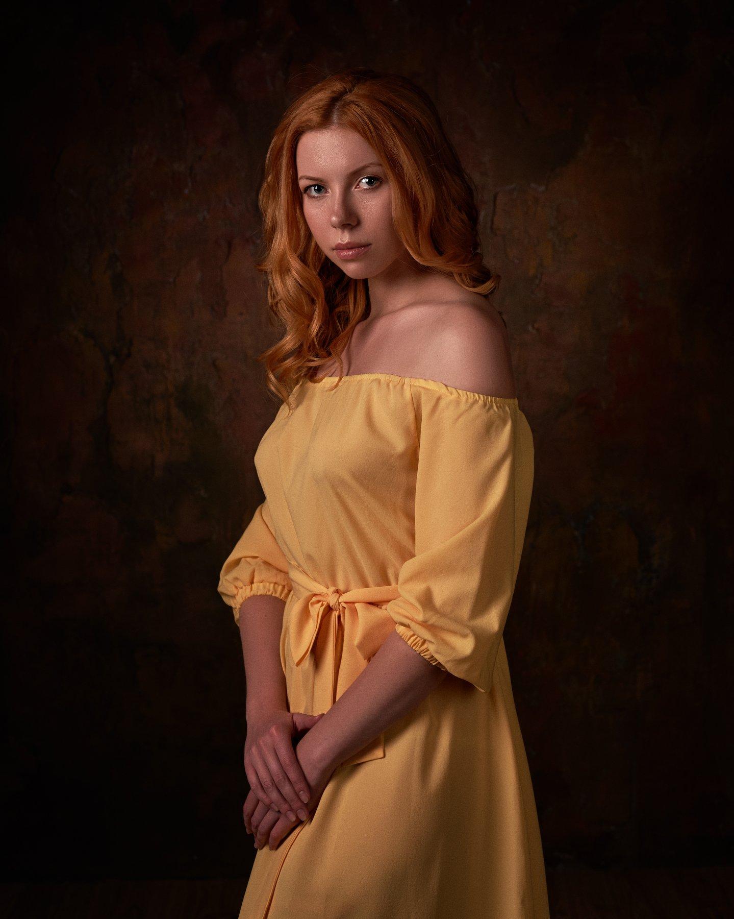 pyzhikphoto, портрет, классика, классический портрет, портрет девушки, женский портрет, portrait, classic, art, красавица, фото, девушка, Макс Пыжик