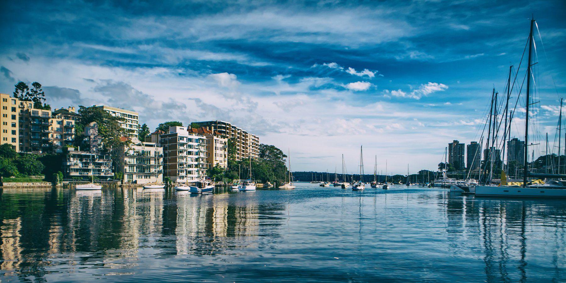 Australia Sydney, Lilia Tkachenko