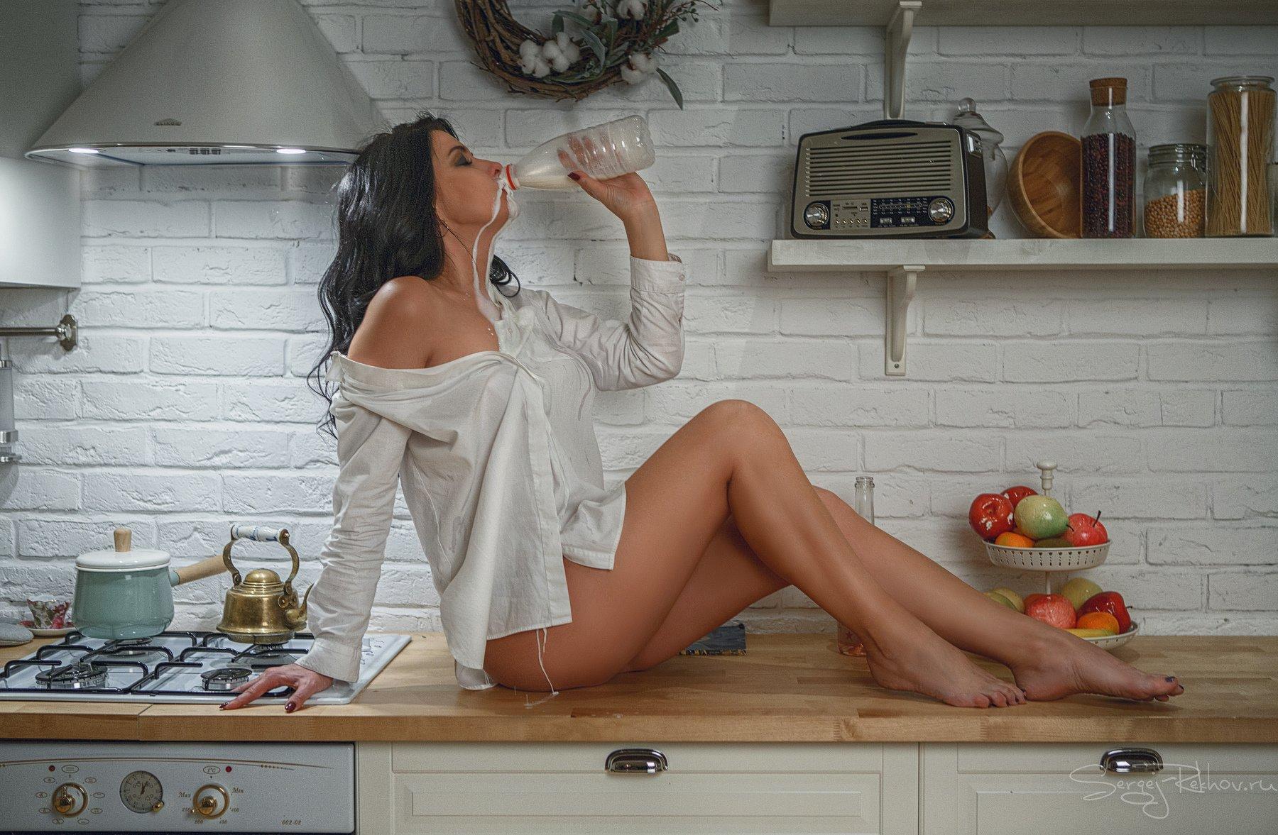 студия, молоко, sexy, beauty, rekhov, Рехов Сергей