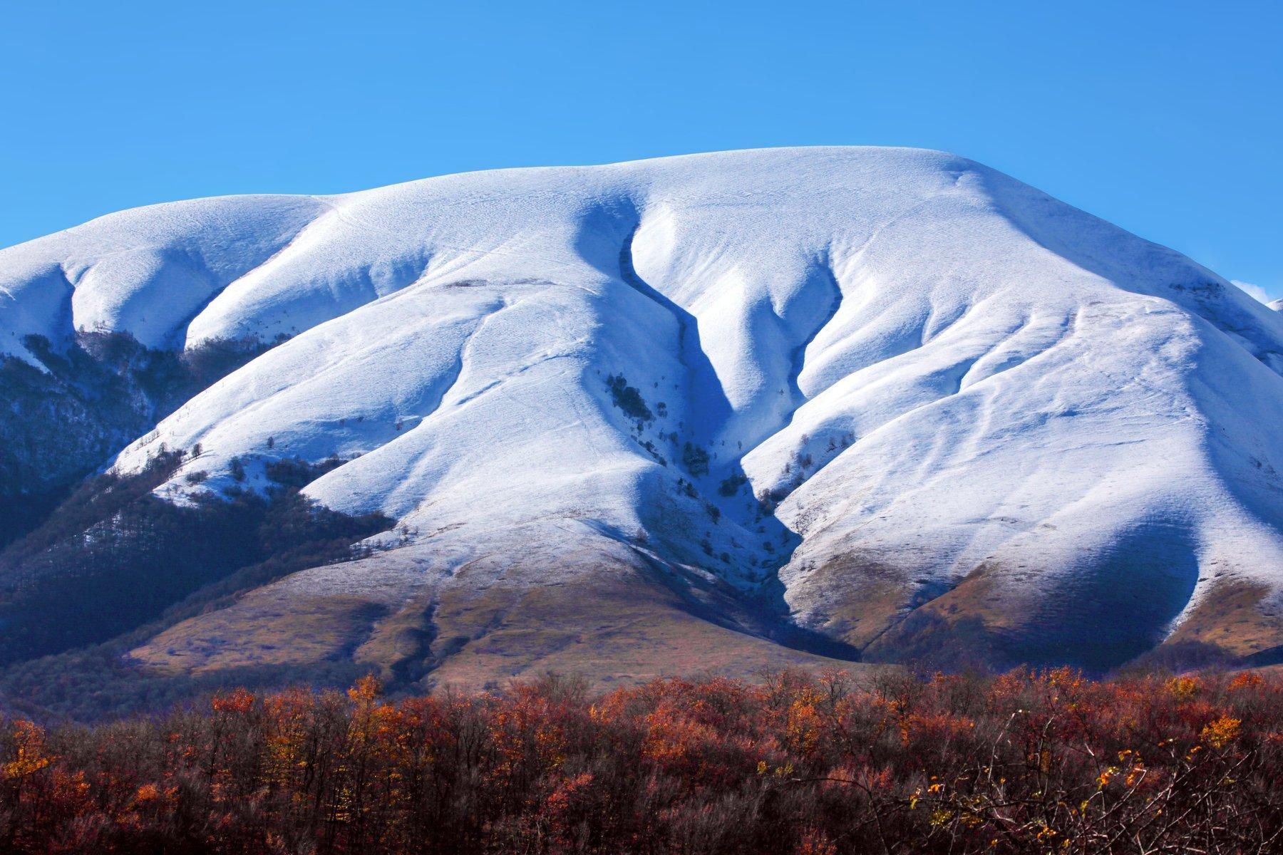 горы,осень,природа,снег,дагестан., Марат Магов