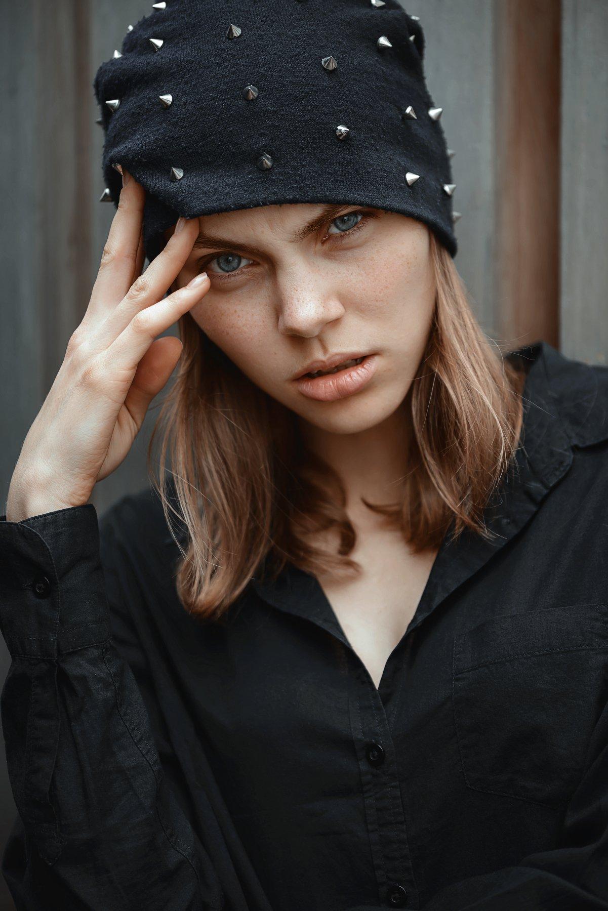 photo, portrait, color, eyes, girl, model, Павел Соколов