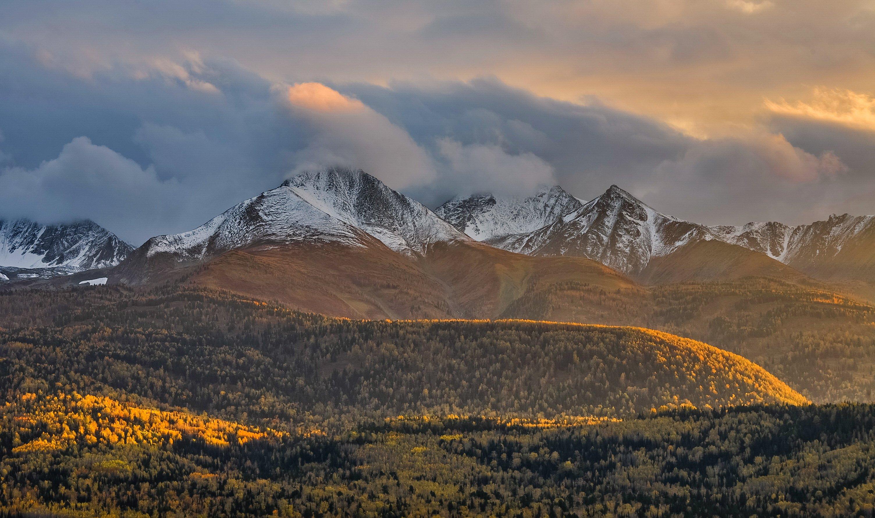 горы, Евгений