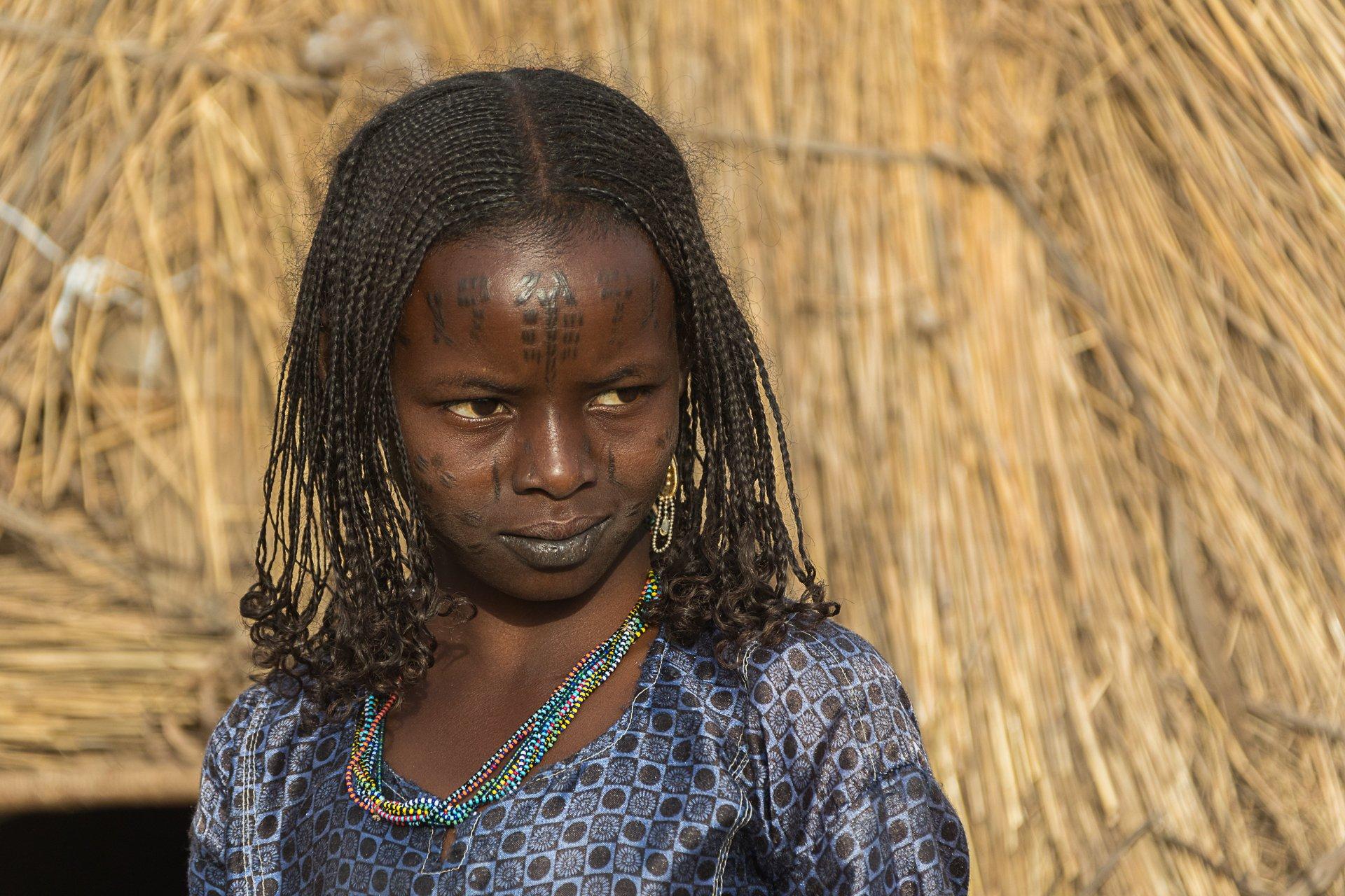 камерун, девочка, африка, Marina Malikova