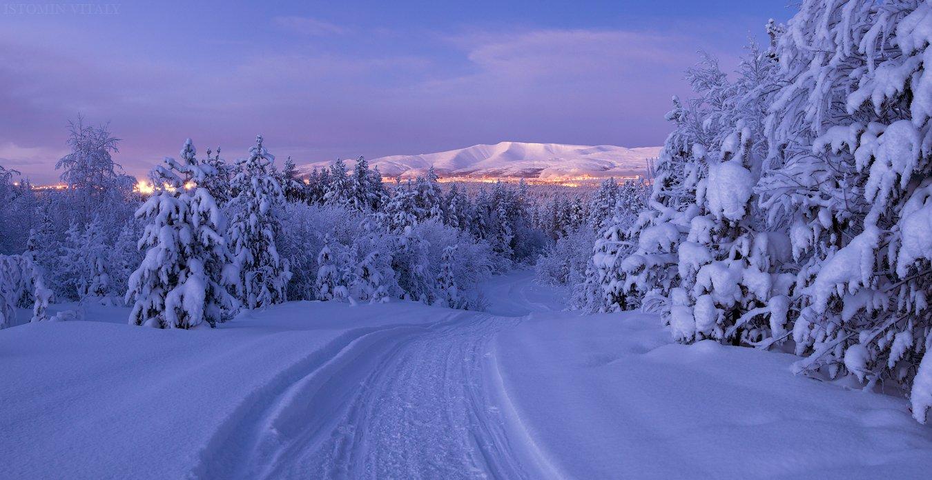 пейзаж,апатиты,кольский,север,россия,дорога,горы,хибины,tamron,canon, Истомин Виталий