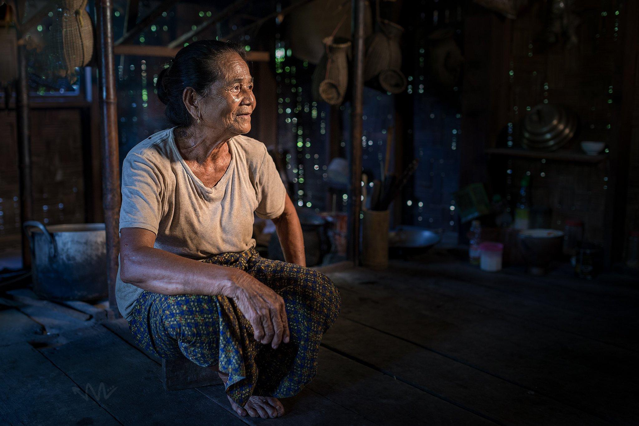 laos,senior,portrait,female,woman,Asia,lifesrtyle,, SUTIPOND SOMNAM