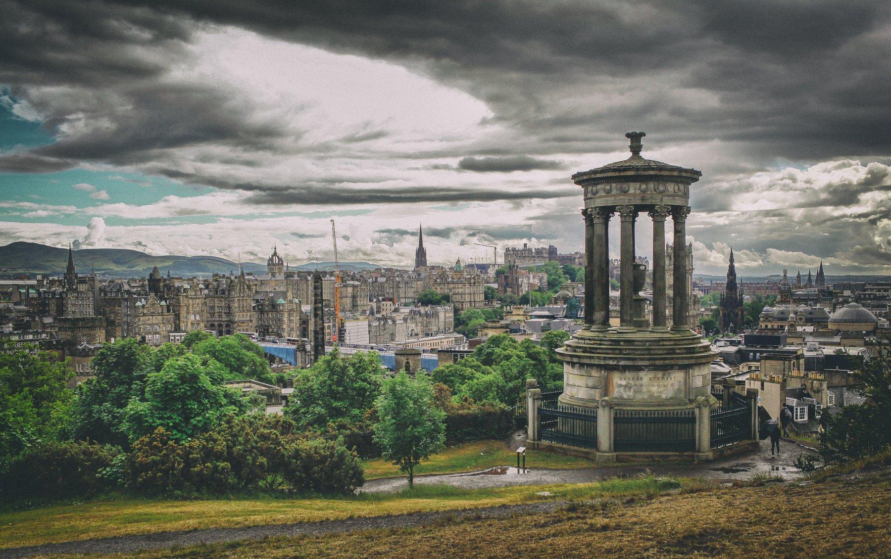 Edinburgh, Scotland, Lilia Tkachenko