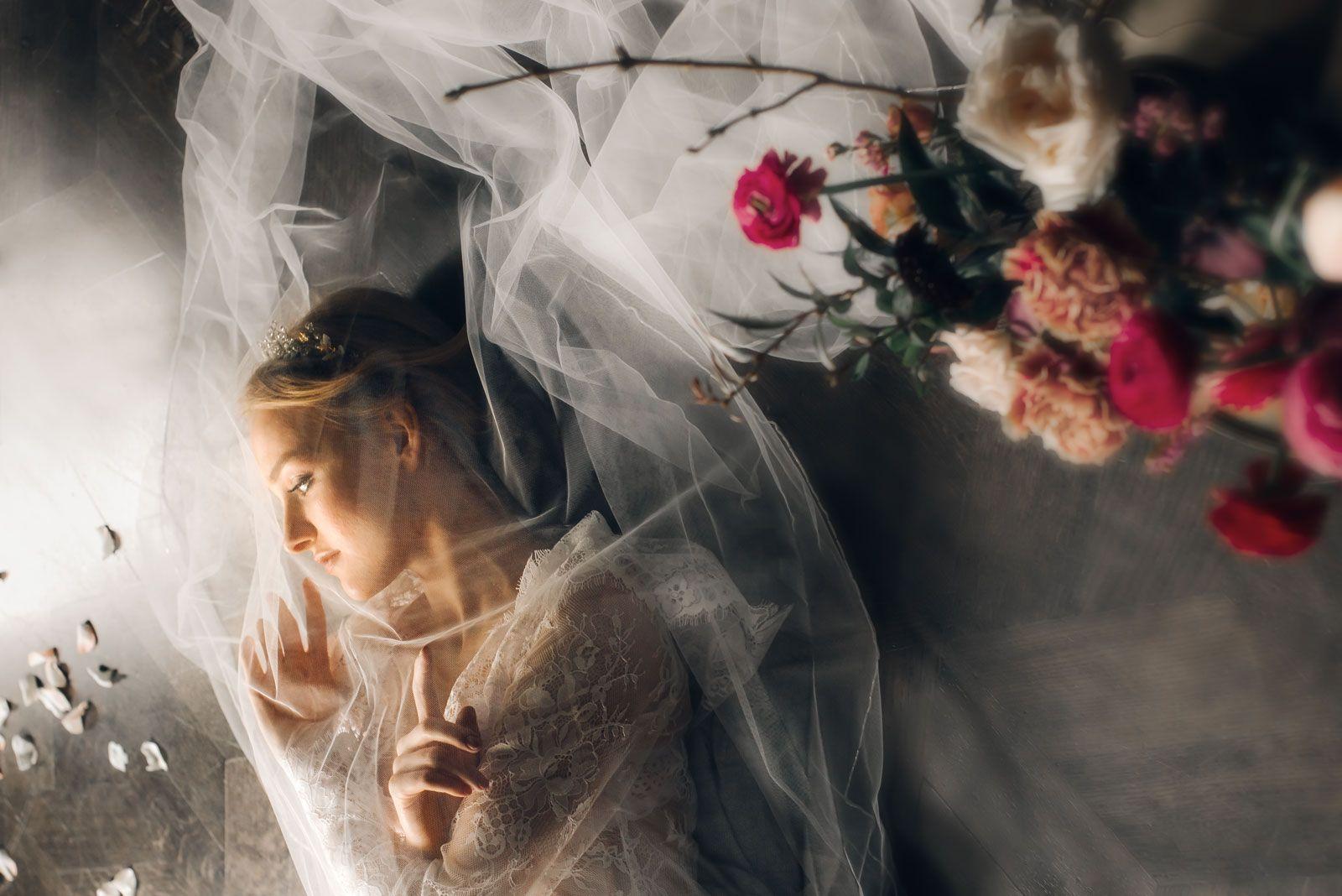 невеста свадьба утро, Морозов Юрий