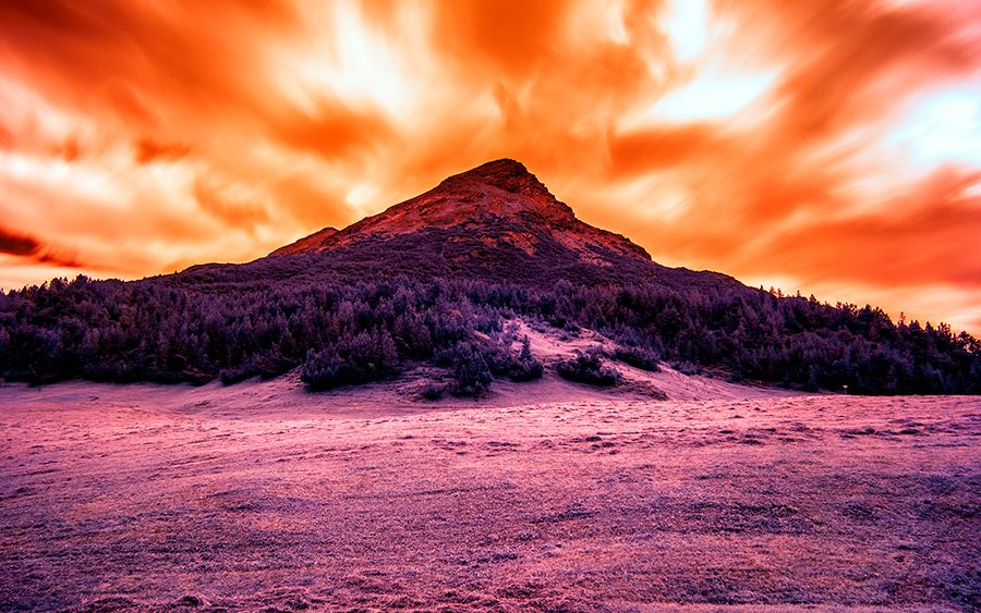 infrared long exposure fineart landscape simone zeffiro photography nature, Simone Zeffiro
