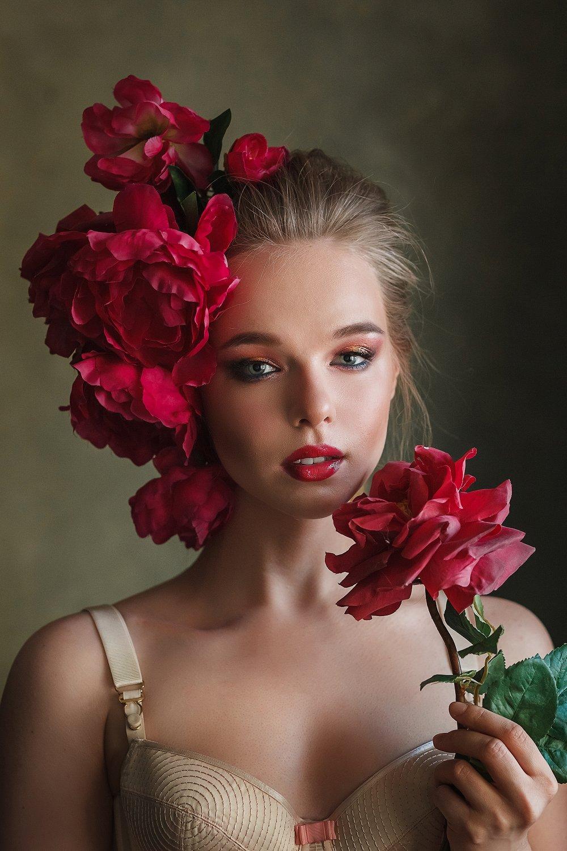 портрет, девушка, girl, Пипкина Оксана