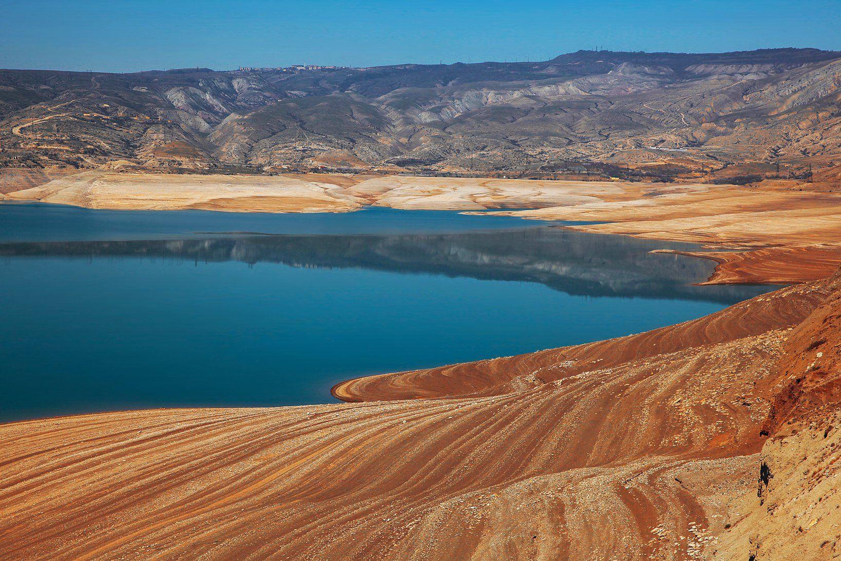 водохранилище,горы,дагестан,унцукульский район,весна,пейзаж, Magov Marat