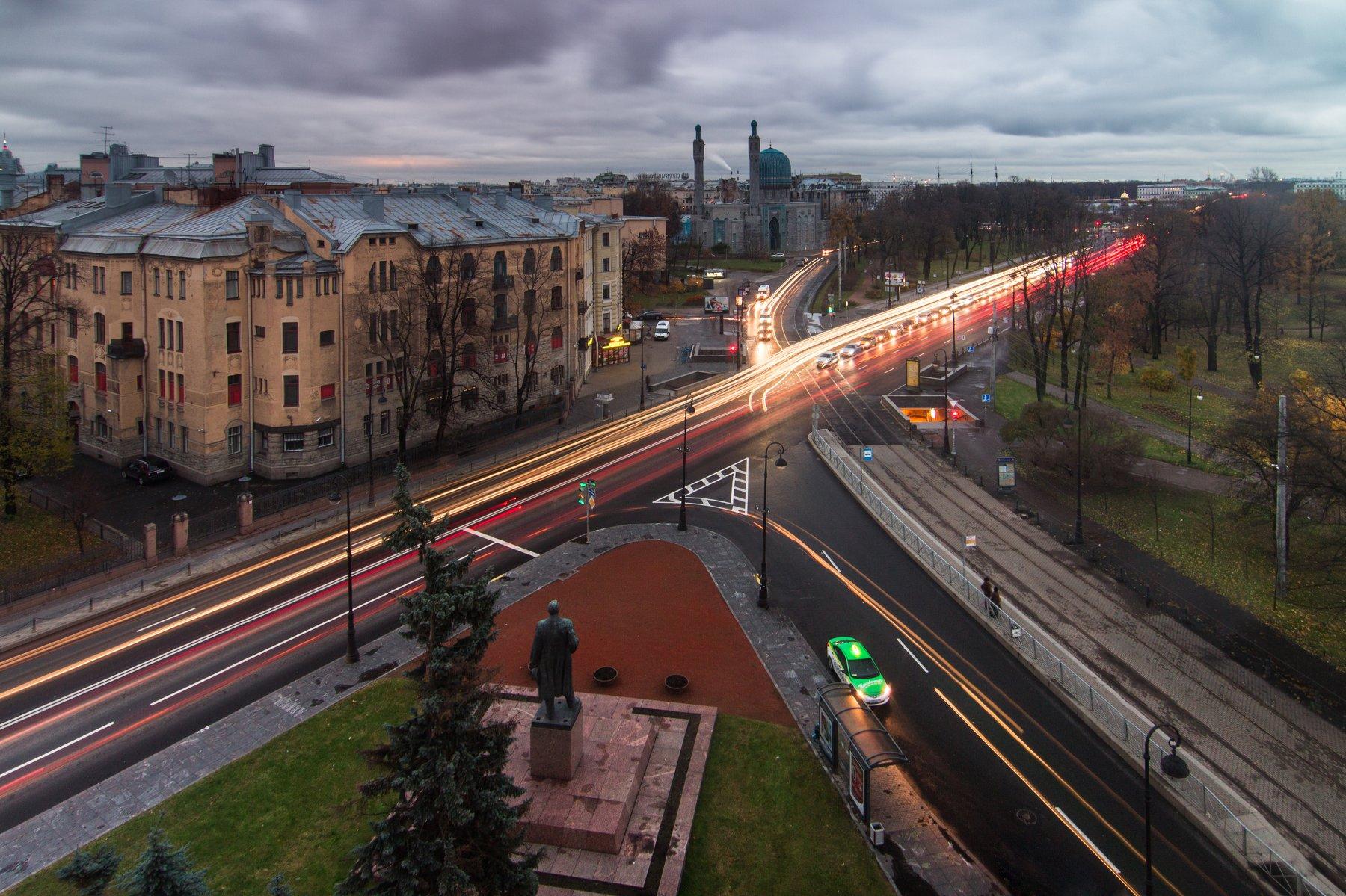 петербург, санкт-петербург, городской пейзаж, россия, Креймер Мария