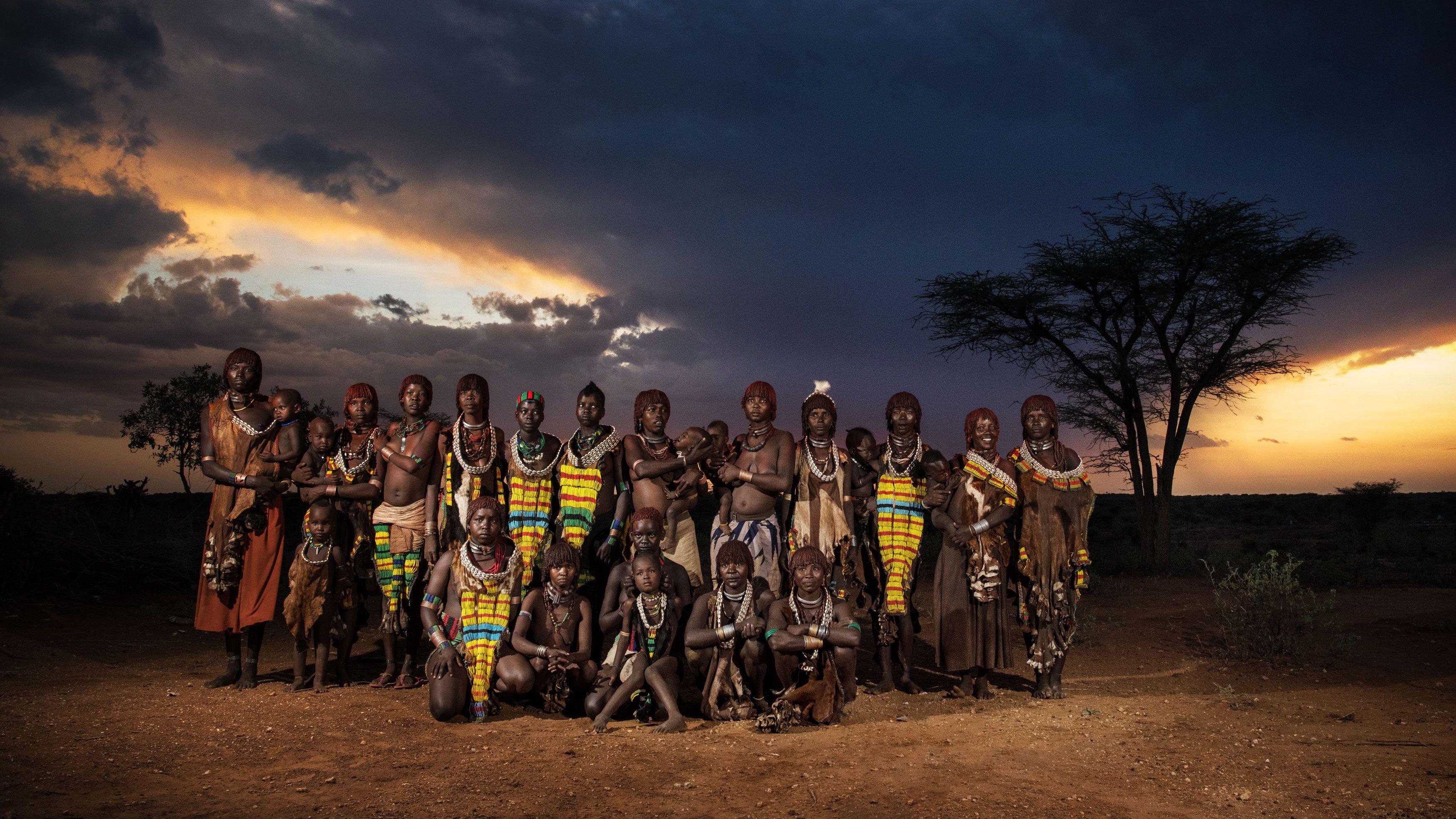 хамер, эфиопия, африка, Алексей Сулоев