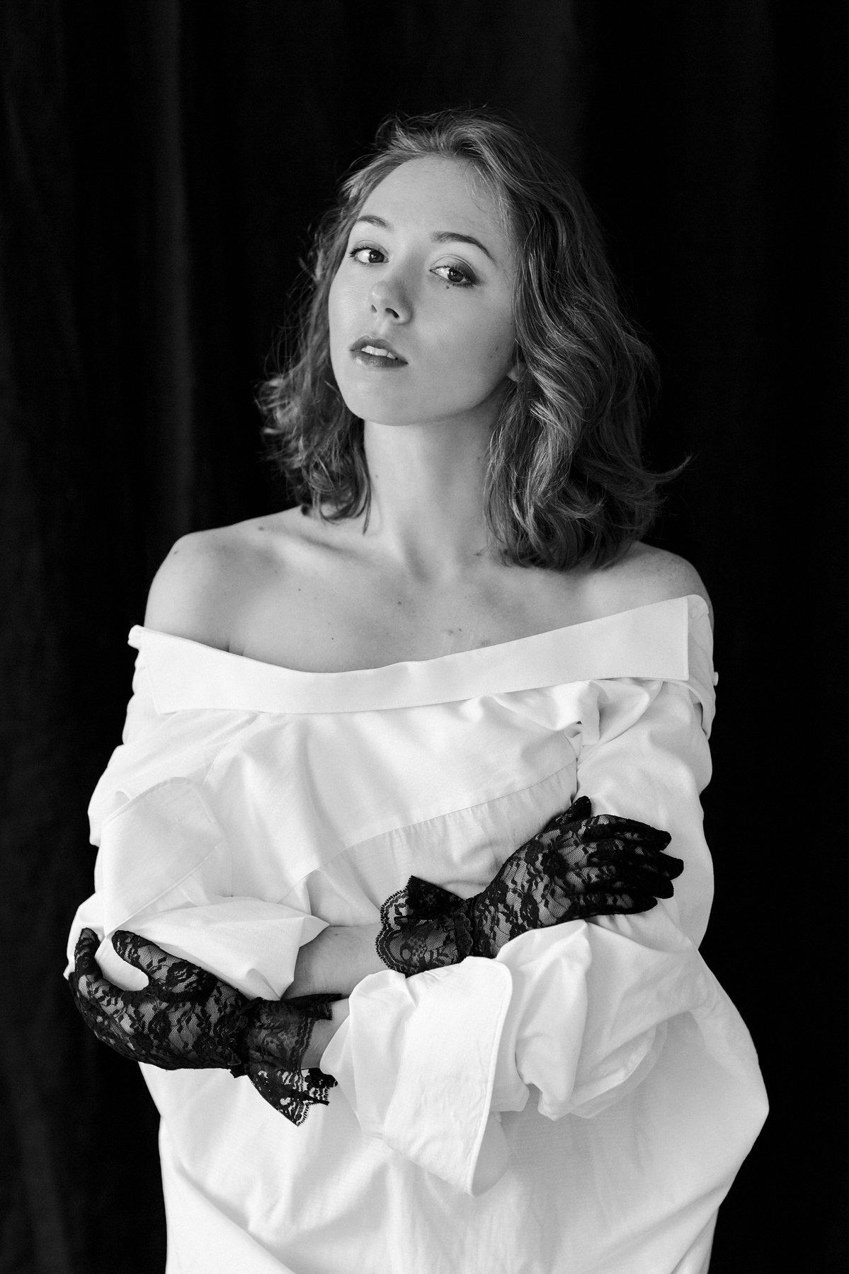 портрет, Ксения Канке